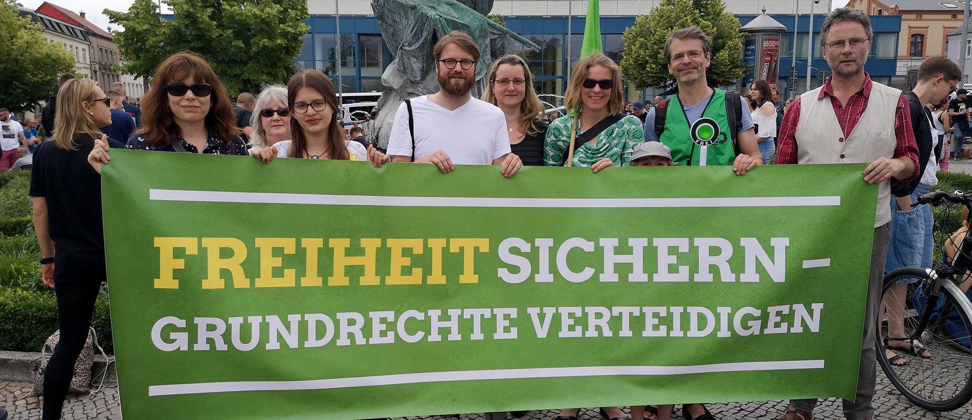 SOG - Demo in Schwerin